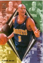 1994-1995 Fleer 1st. Year Phenom
