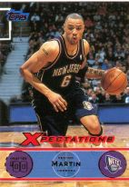 2001-2002 Topps Xpectations