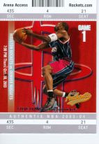 2003-2004 Fleer Authentix
