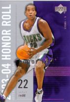 2003-2004 Upper Deck Honor Roll