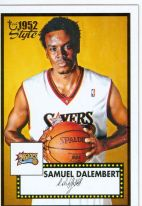 2006-2007 Topps 1952 Style