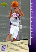 2006-2007 Upper Deck Rookie Debut